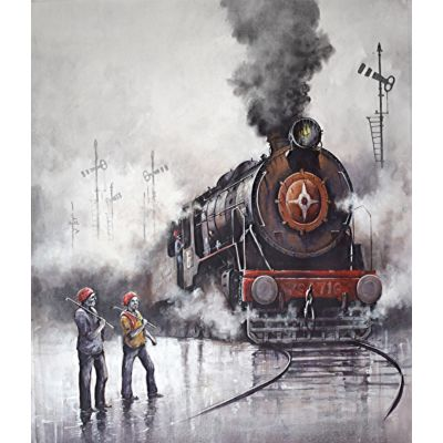 Nostalgia of Steam Locomotives 24