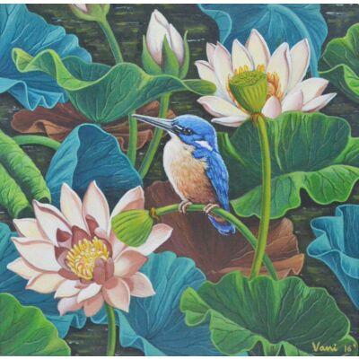 Lotus Pond 8