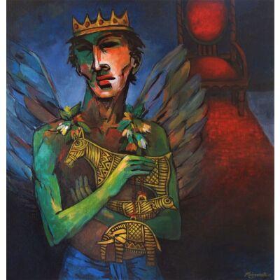 Dhokra King 01