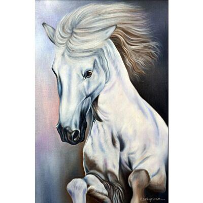 Untammed Horse
