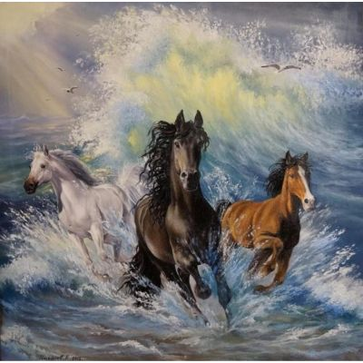Running Horse 4