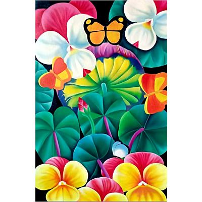Realistic flower 2
