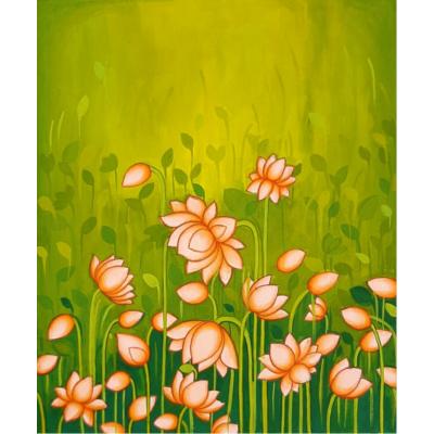Pichwai  flower