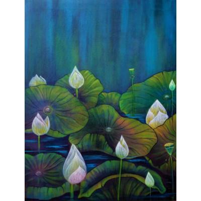 The lotus pond 14