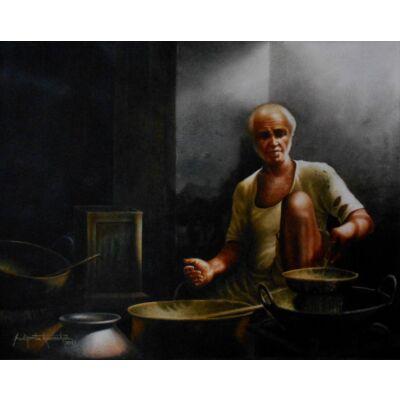 indian village chef