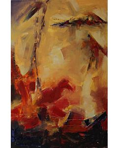 abstract painting,abstract art is just a way of complimenting a well-balanced décor