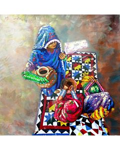 Refresh beauty of Your Walls with Incredible Indian modern art