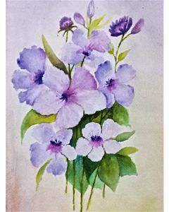 Enhance the beauty of Your Walls through Flower Painting