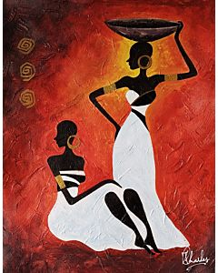 african painting,african painting in unique style to redefine the appearance of your wall