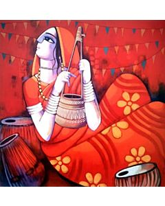 indian art,Contemporary Painting for your home Space,, hotel painting, traditional art