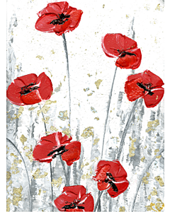 Red Poppies Bouquet
