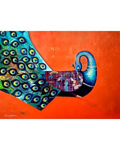 indian art,Contemporary Painting for your home Space