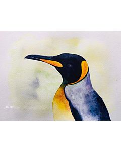 Capture the Positive Power of Colour with this Watercolour Painting