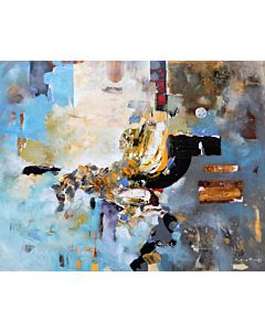 abstract art,abstract Paintings in Canvas medium adds definite charisma to your Living Room