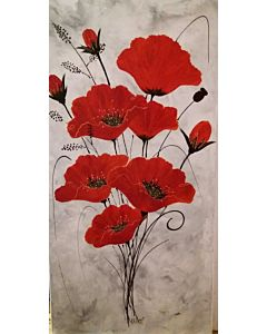 Floral art,Enhance the beauty of Your Walls through Floral Paintings