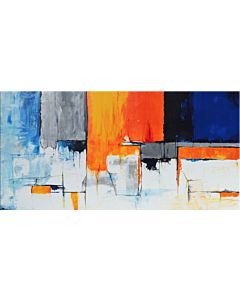 Classic abstract canvas painting  to redefine your Home with the stunning look
