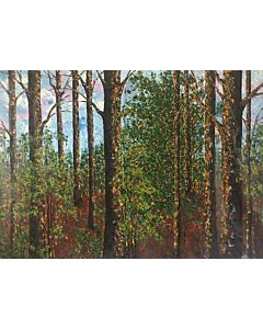 scenery painting,nature painting on canvas to decorate your living space