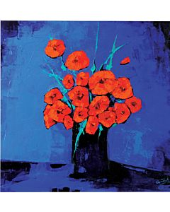 flower painting,Mind Striking floral art for creative stimulation