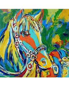 Shop Royal Horse painting for your living Room