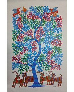 gond art,gond art that Bring Joy to the Home