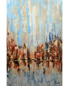 Abstract Painting , Abstract Canvas Painting , Abstract Art