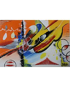 Abstract art,Bring a colorful burst of abstract art to your walls with modern painting and every time you'll fall in love with it over and over again