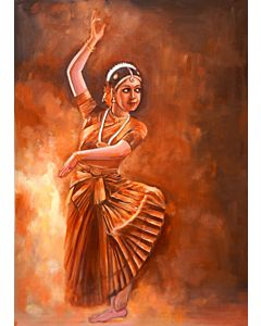women painting,realistic art,Portrait Painting that will take centre stage of your space