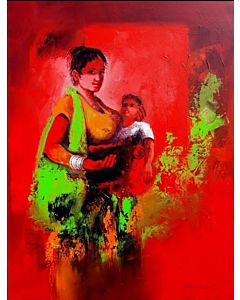 indian art,Refresh beauty of Your Walls with Incredible Indian modern art