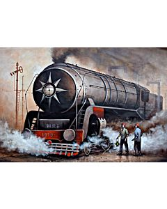 Nostalgia Of Steam Locomotives_14