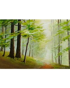 Scenery Painting,landscape painting that transform living room