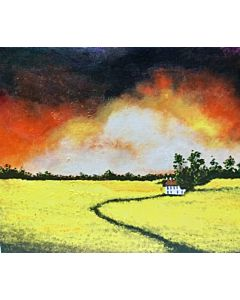 landscape art,landscape painting that transform living room