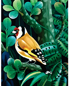 Aesthetic value in the Work of nature Painting that's best suitable painting for living room