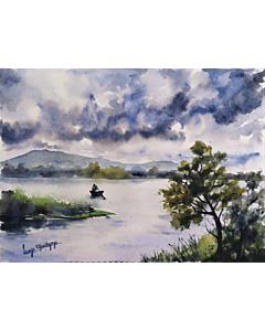 Kaveri riverscape