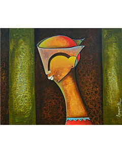 Explore the Aesthetic value in the Work of Indian Painting