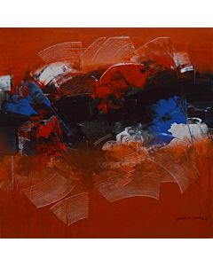 Abstract canvas,Modern art Paintings in Canvas medium adds definite charisma to your Living Room