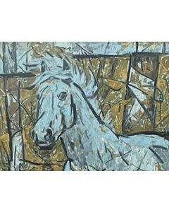 Abstract horse s 3
