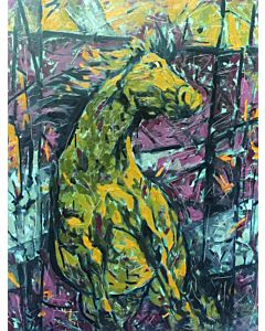 Abstract horse s 1