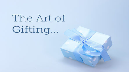The Art of Gifting Art