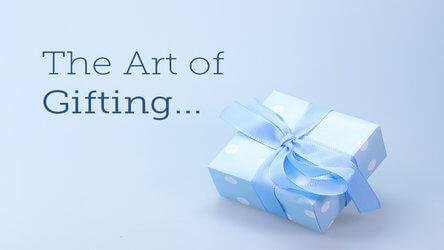 The Art of Gifting Art